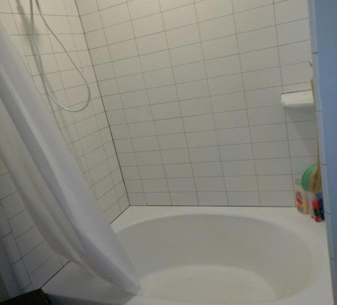 Buckhead Cute Apartment Atlanta Short Term Accommodation Rentals - Cute-apartment-bathrooms